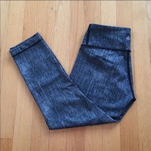 lululemon athletica Pants & Jumpsuits - Burlap Wunder Under